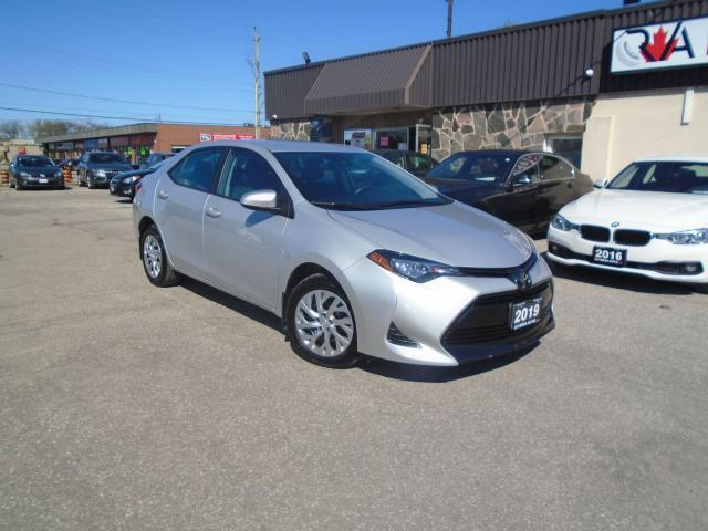 2019 Toyota Corolla LE AUTO SAFETY NO ACCIDENT LINE KEEPING BLUETOOTH