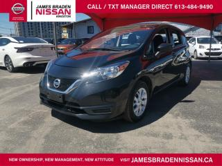 Used 2018 Nissan Versa Note SV for sale in Kingston, ON