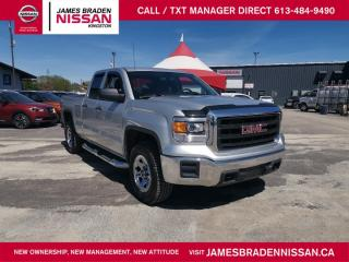 Used 2015 GMC Sierra 1500 for sale in Kingston, ON