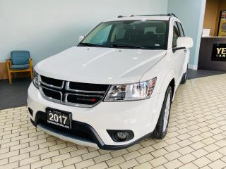 Used 2017 Dodge Journey GT I AWD I 7 PASSENGER I LEATHER $$12999$$ for sale in Brampton, ON