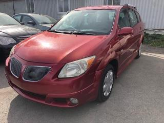 Used 2007 Pontiac Vibe for sale in Laval, QC
