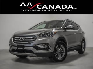 Used 2017 Hyundai Santa Fe Sport SE. |LEATHER|PANORAMIC ROOF| for sale in North York, ON