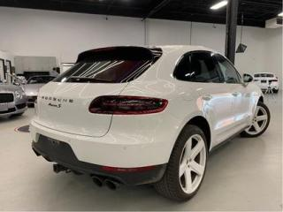 Used 2018 Porsche Macan S   PREMIUM PKG PLUS   RED LEATHER   INCOMING for sale in Vaughan, ON