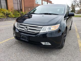 Used 2011 Honda Odyssey Touring for sale in Richmond Hill, ON