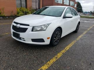 Used 2013 Chevrolet Cruze 4dr Sdn LT Turbo w/1SA for sale in Richmond Hill, ON