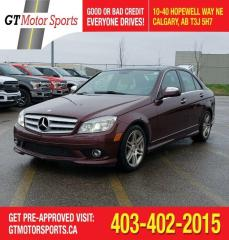 Used 2008 Mercedes-Benz C-Class 3.5L for sale in Calgary, AB
