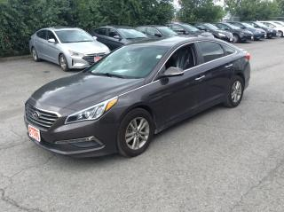 Used 2017 Hyundai Sonata GLS - SUNROOF - BACK UP CAMERA! for sale in Ottawa, ON