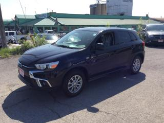 Used 2018 Mitsubishi RVR SE AWC - BACK UP CAM - HEATED SEATS! for sale in Ottawa, ON