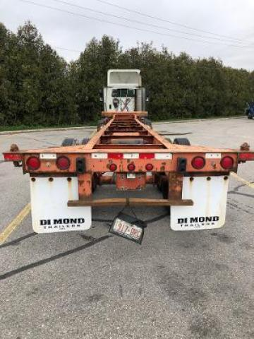 1992 MONON Container Chassis