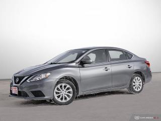 Used 2017 Nissan Sentra SV for sale in Carp, ON