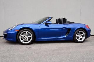 Used 2013 Porsche Boxster CONVERTIBLE for sale in Vancouver, BC