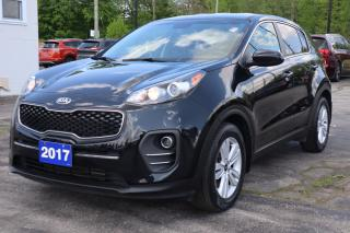 Used 2017 Kia Sportage LX | HEATED SEATS | BLUETOOTH | TOUCHSCREEN for sale in Waterloo, ON