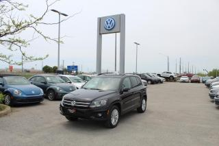 Used 2016 Volkswagen Tiguan 2.0L Auto Special Edition 4MOTION for sale in Whitby, ON