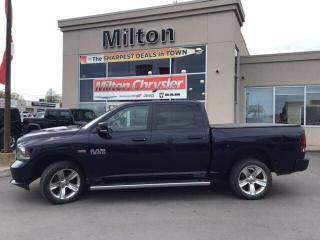Used 2016 RAM 1500 SPORT for sale in Milton, ON