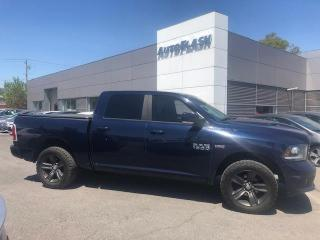 Used 2013 RAM 1500 SPORT *5.7L Hemi *4x4 *Crew-Cab *Liquidation for sale in Saint-Hubert, QC