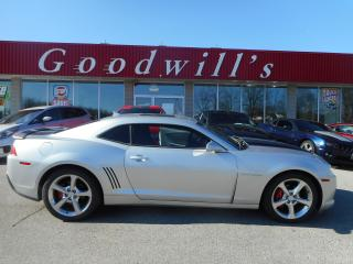 Used 2014 Chevrolet Camaro RS! LOW KM! REMOTE START! SUNROOF! BLUETOOTH! for sale in Aylmer, ON