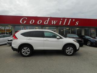 Used 2014 Honda CR-V EX! HEATED SEATS! SUNROOF! BACKUP CAMERA! for sale in Aylmer, ON
