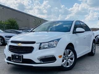 Used 2016 Chevrolet Cruze Limited |CRUISE CONTROL|REAR VIEW CAM|ALLOYS & MUCH MORE!! for sale in Brampton, ON