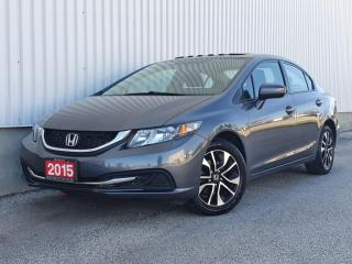 Used 2015 Honda Civic 4dr Auto EX|FINANCING AVAILABLE for sale in Mississauga, ON