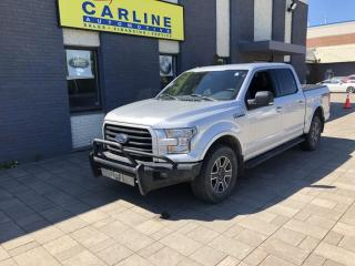 Used 2016 Ford F-150 4WD SUPERCREW for sale in Nobleton, ON