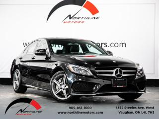 Used 2016 Mercedes-Benz C-Class C300 4MATIC|AMG Sport|Navigation|Blindspot|Pano Roof for sale in Vaughan, ON
