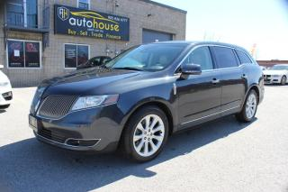Used 2014 Lincoln MKT AWD,NAVI,BACKUP CAMERA,PANAROOF,EcoBoost,6 PASS for sale in Newmarket, ON