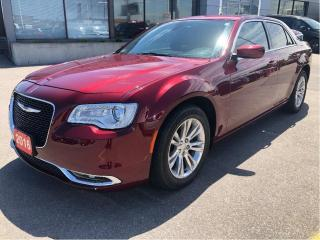 Used 2016 Chrysler 300 Limited V6 w/Leather Heated Seats, Navi, Sunroof, for sale in Hamilton, ON