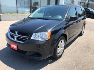 Used 2016 Dodge Grand Caravan SXT Full Stow-N-Go w/Bluetooth, Rear Air Condition for sale in Hamilton, ON