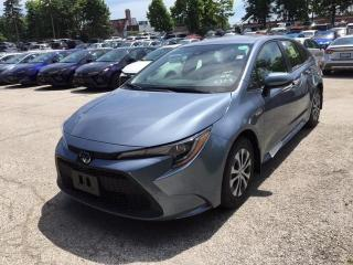New 2020 Toyota Corolla Hybrid COROLLA HYBRID Premium Package for sale in Mississauga, ON