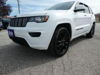 Used 2019 Jeep Grand Cherokee Altitude | Sunroof | Heated Seats | Navigation for sale in Essex, ON
