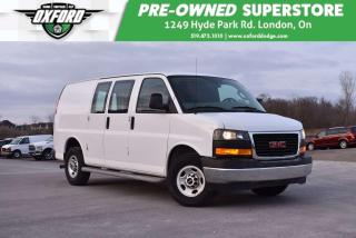 Used 2018 GMC Savana 2500 Work Van - Hard to Find for sale in London, ON