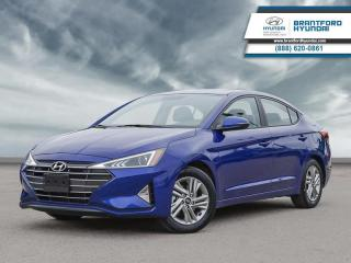 New 2020 Hyundai Elantra Preferred IVT  - Android Auto - $122 B/W for sale in Brantford, ON