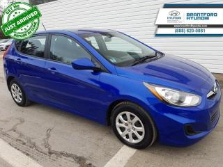 Used 2013 Hyundai Accent L  - Power Windows - $57 B/W for sale in Brantford, ON