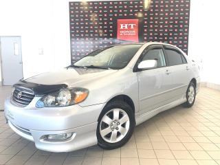 Used 2008 Toyota Corolla S achat comptant seulement for sale in Terrebonne, QC