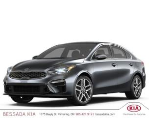 New 2020 Kia Forte Sedan EX Premium IVT for sale in Pickering, ON