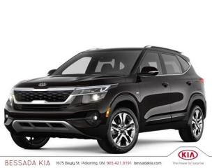 New 2021 Kia Seltos EX AWD for sale in Pickering, ON