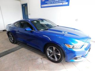 Used 2017 Ford Mustang V6 *MANUAL* for sale in Listowel, ON