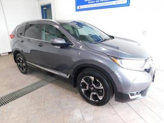 Used 2018 Honda CR-V Touring LEATHER NAVI SUNROOF for sale in Listowel, ON