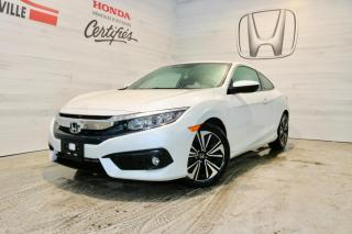 Used 2017 Honda Civic EX-T 2 portes for sale in Blainville, QC