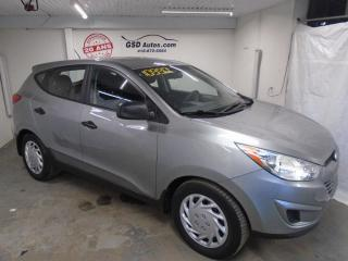 Used 2013 Hyundai Tucson 4WD for sale in Ancienne Lorette, QC