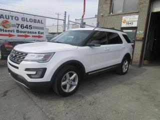 Used 2017 Ford Explorer 4 RM, 4 portes XLT 7 Passagers for sale in Montréal, QC