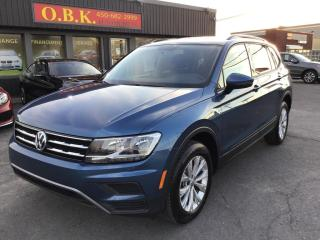 Used 2019 Volkswagen Tiguan Trendline 4MOTION-CAMERA RECUL-BLUETOOTH- for sale in Laval, QC