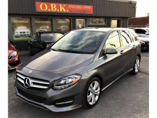 Used 2015 Mercedes-Benz B-Class B 250-CAMERA RECUL-Sports Tourer 4MATIC-BLUETOOTH for sale in Laval, QC