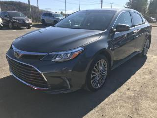 Used 2017 Toyota Avalon Berline 4 portes Limited for sale in Val-David, QC