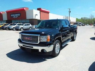 Used 2011 GMC Sierra 1500 SLE 4x4 Ext Cab w/6.5' Bed 143.5 in. WB for sale in Steinbach, MB