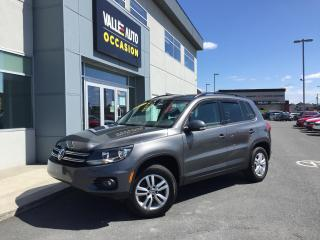 Used 2017 Volkswagen Tiguan 2WD 4dr Trendline for sale in St-Georges, QC