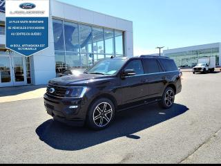 Used 2020 Ford Expedition Limited All black 22 pouces for sale in Victoriaville, QC