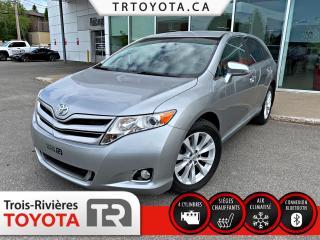 Used 2015 Toyota Venza Familiale 4 portes for sale in Trois-Rivières, QC