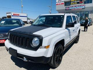 Used 2016 Jeep Patriot High Altitude / Clean Title for sale in Pickering, ON