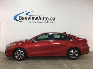 Used 2020 Kia Forte EX - AUTO! HTD SEATS! REVERSE CAM! ONLY 13,000KMS! + MORE! for sale in Belleville, ON
